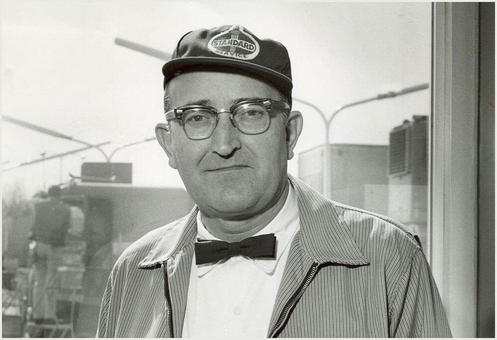 Fred Bosselman